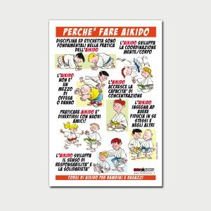 Cartoline promozionali Aikido