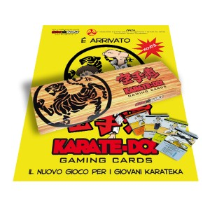 Karate-do Gaming cards